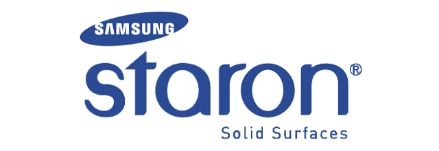 Samsung staron solid surfaces